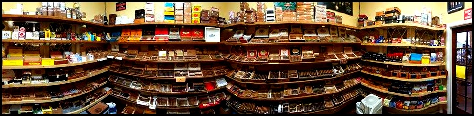 Bay Street Downtown Savannah Georgia Walk in Humidor